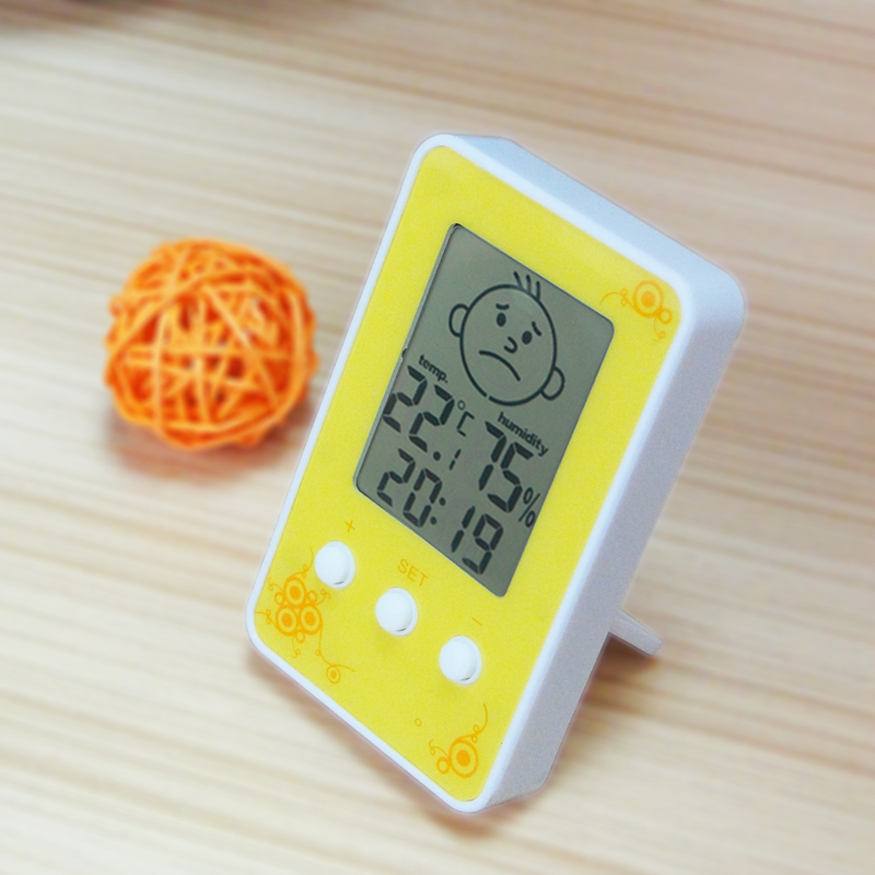 Chambre Bebe Temperature Et Humidite - Idées De Tricot Gratuit avec Temperature Chambre Enfant
