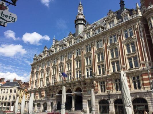 Chambre De Commerce Et D'Industrie Du Grand Lille tout Chambre Des Métiers Lille