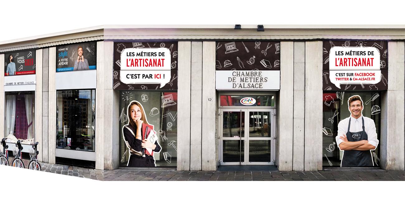 Chambre De Métiers D'alsace - Agence Bkn encequiconcerne Chambre Des Métiers D Alsace