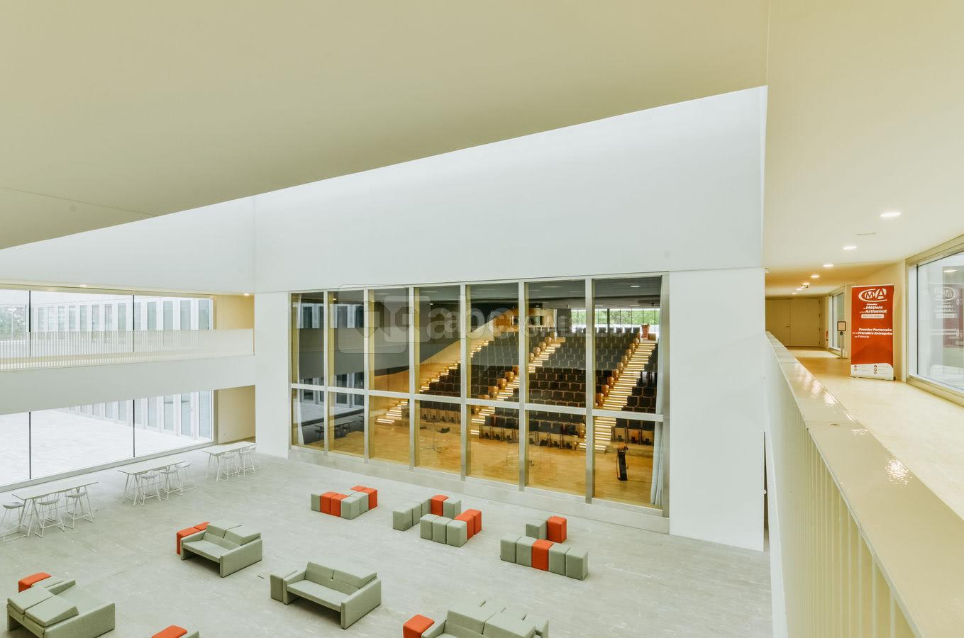 Chambre De Métiers Et D'Artisanat Hauts-De-France - Abc Salles intérieur Chambre Des Métiers Toulouse