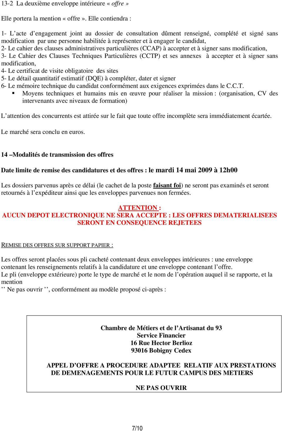 Chambre De Metiers Et De L Artisanat De La Seine-Saint-Denis à Chambre Des Metiers Bobigny