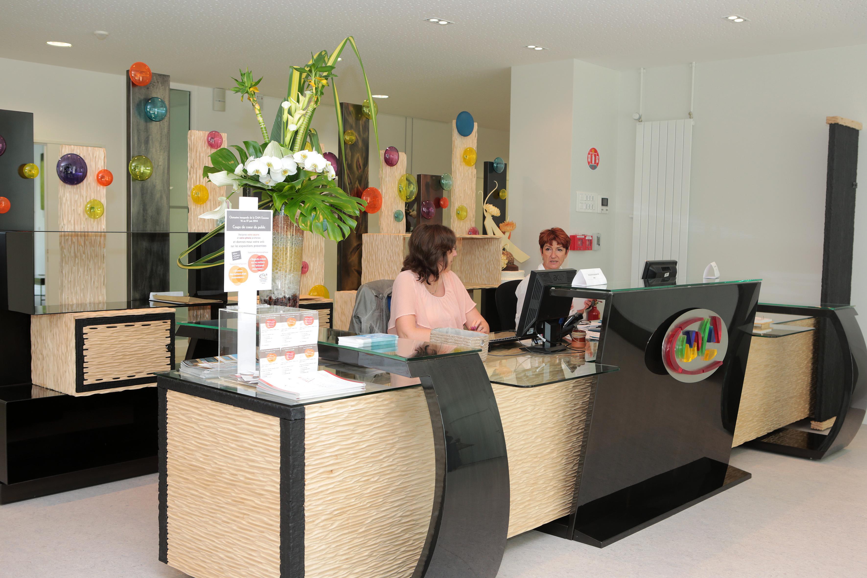Chambre De Métiers Et De L'Artisanat À Evry – L'Atelier H intérieur Chambre Des Metiers Troyes
