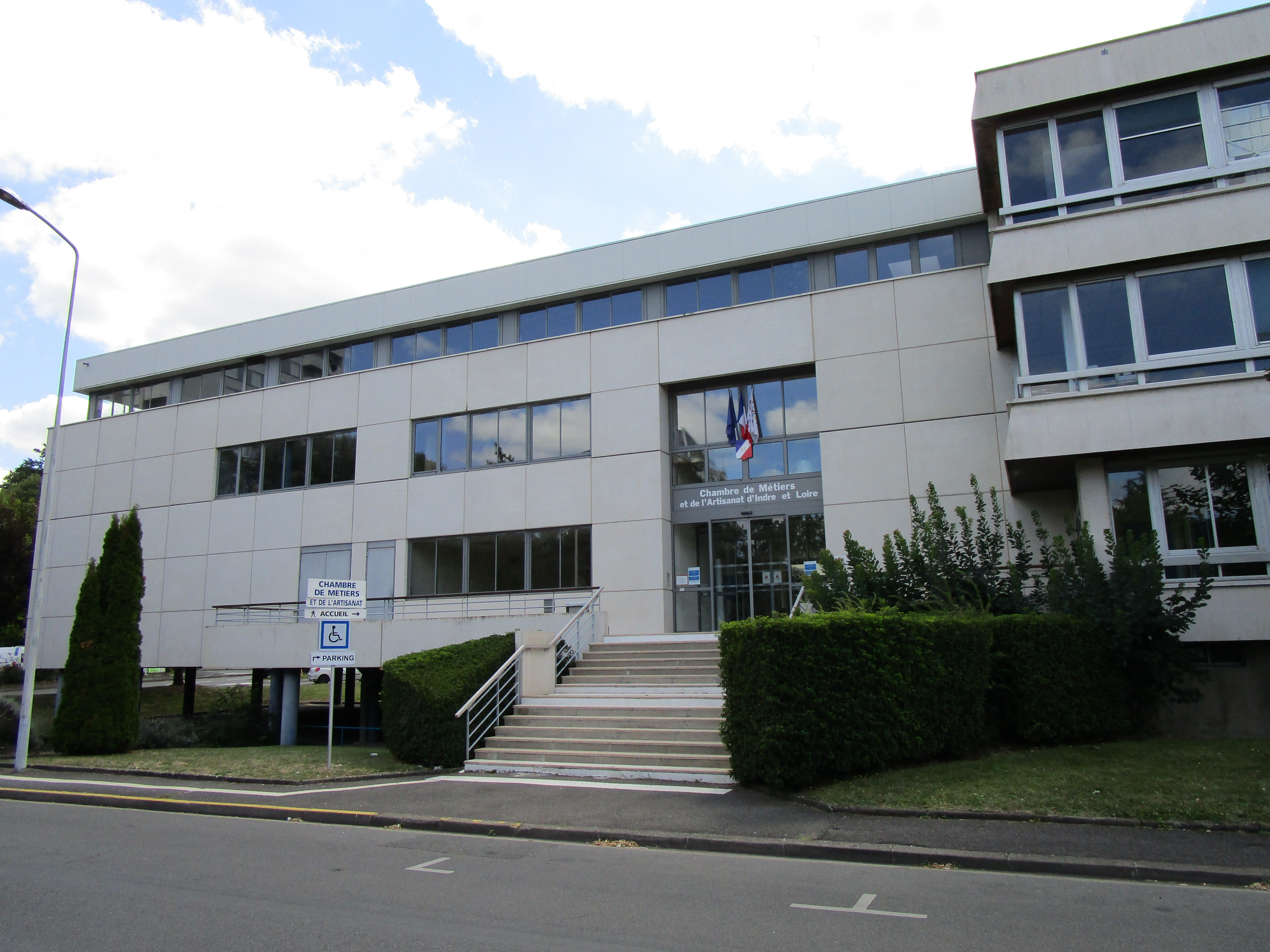 Chambre De Métiers Et De L'artisanat — Wikipédia intérieur Chambre Des Métiers D Alsace