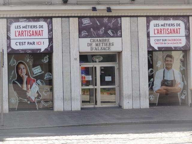 Chambre Des Métiers : Autre Mulhouse 68100 (Adresse intérieur Chambre Des Metiers Blois