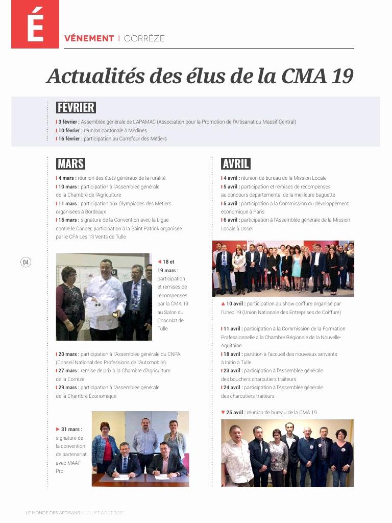 Chambre Des Metiers Poitiers Unique Lma119 19 Par Admin pour Stage Chambre Des Métiers