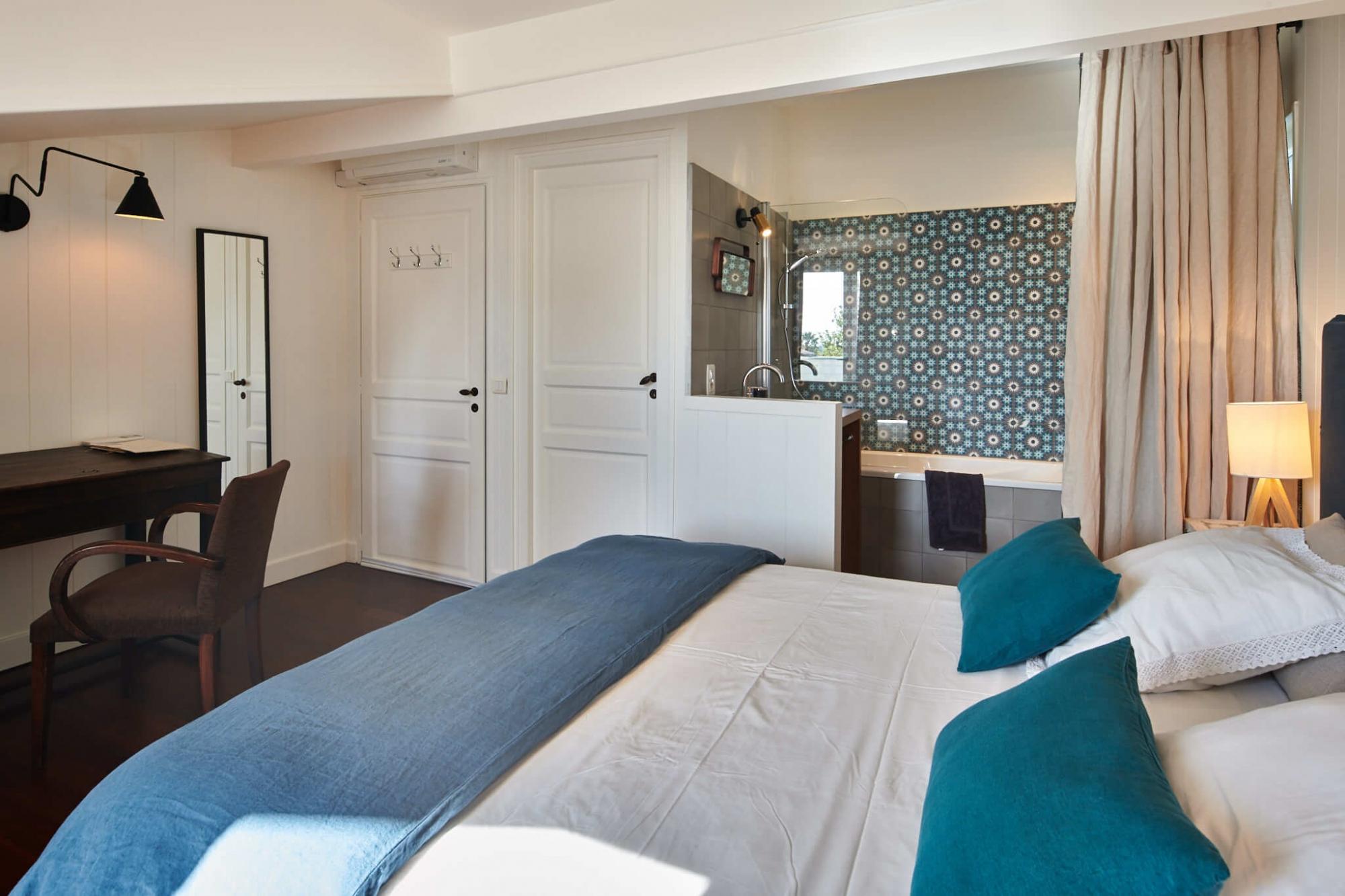 Chambre D'Hôte Ilbarritz En Location | Arbolateia Biarritz intérieur Chambre D Hote Cavalaire