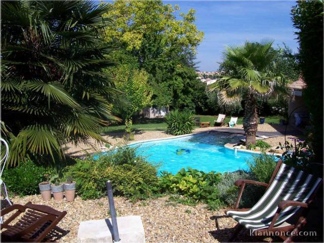 Chambre D'Hote Jardin Piscine Sud De La France Offres serapportantà Chambre D Hote Hérault