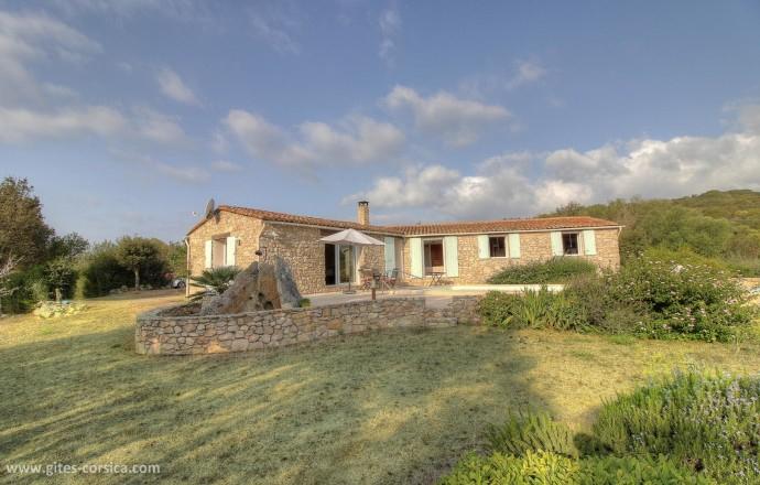 Chambre D'Hôtes À Sotta - Location De Vacances En Corse tout Chambre D Hotes Corse Du Sud