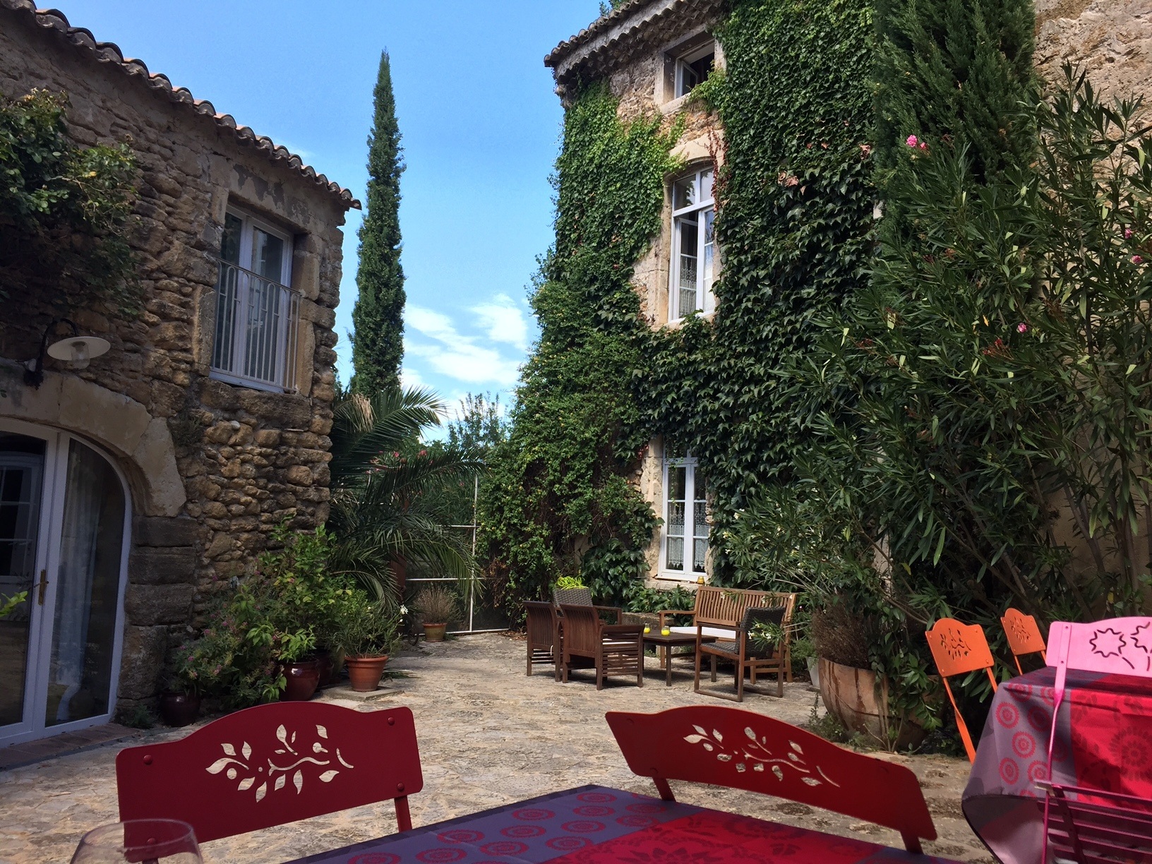 Chambre D'Hôtes Chambre D'Hôte Les Aiguières En Provence À à Chambre D Hote Ile Rousse