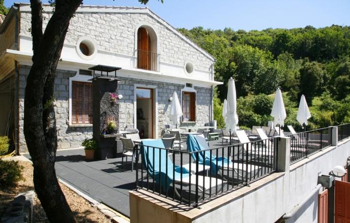 Chambre D'Hôtes Giargalo À Piana - Location De Vacances En destiné Chambre D Hotes Corse Du Sud