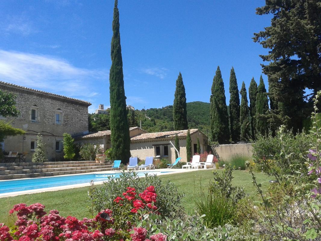 Chambre D'Hôtes La Grangeonne À Marsanne - Drôme Provençale dedans La Grangeonne Marsanne
