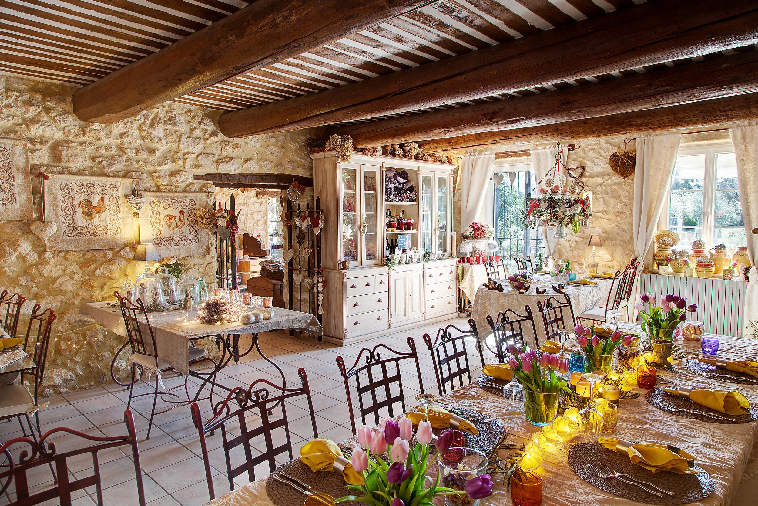 Chambre D'Hôtes Provence, Séjour Roulotte - Le Mas Du à Chambre D Hote Porquerolles