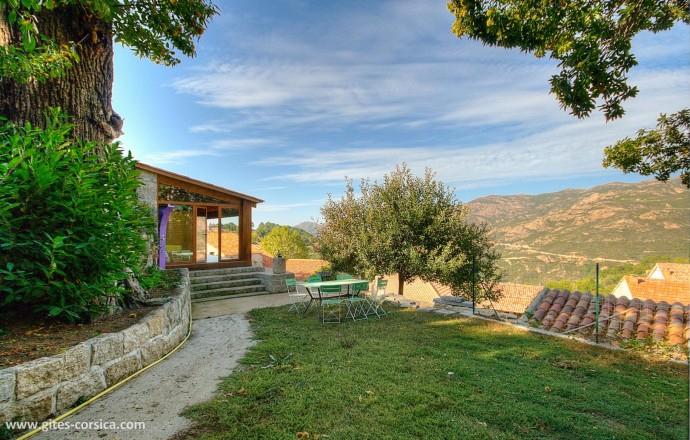 Chambre D'Hôtes U San Larenzu À Aullene - Location De concernant Chambre D Hotes Corse Du Sud