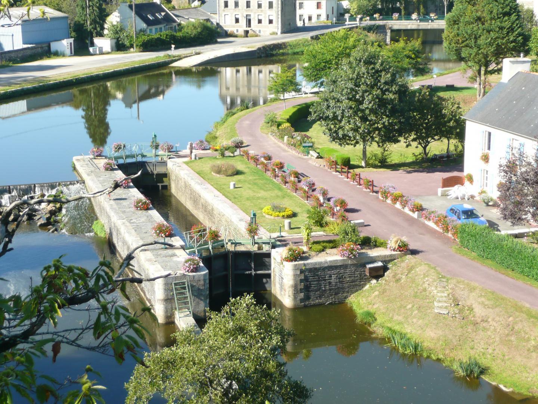 Chambre D'Hôtes Villa Tranquillité : Rohan N°56G56352 - My pour Chambre Des Métiers Nantes