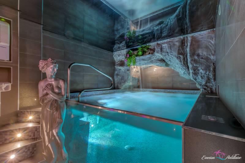 Chambre Hotel Avec Piscine Privative Marseille - Chambre D pour Chambre Avec Jacuzzi Privatif Marseille