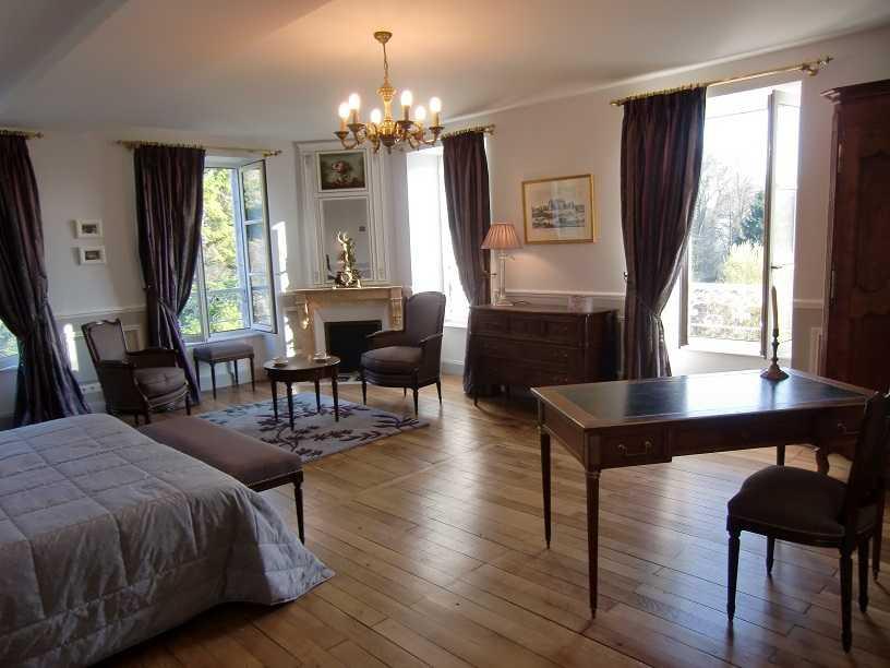 Chambres D'Hôtes Blois, Beaugency | Château De Guignes pour Chambre D Hote Cavalaire