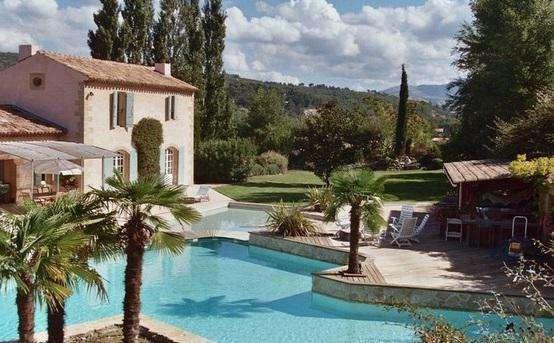 Chambres D'Hôtes La Grande Bastide : Hôtel Et Autre concernant Chambre D Hotes Aix En Provence