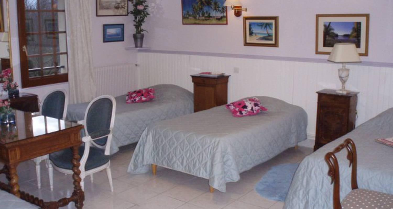 Chambres D'Hotes Lambert À Saint-Jean-Du-Cardonnay - 25790 avec Chambre D Hote Talmont Saint Hilaire
