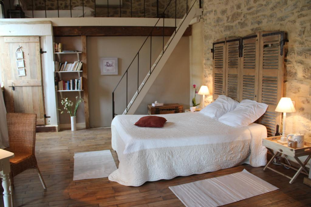 Chambres D'Hôtes Le Mas De La Borne, Chambres D'Hôtes concernant Chambre D Hote Talmont Saint Hilaire