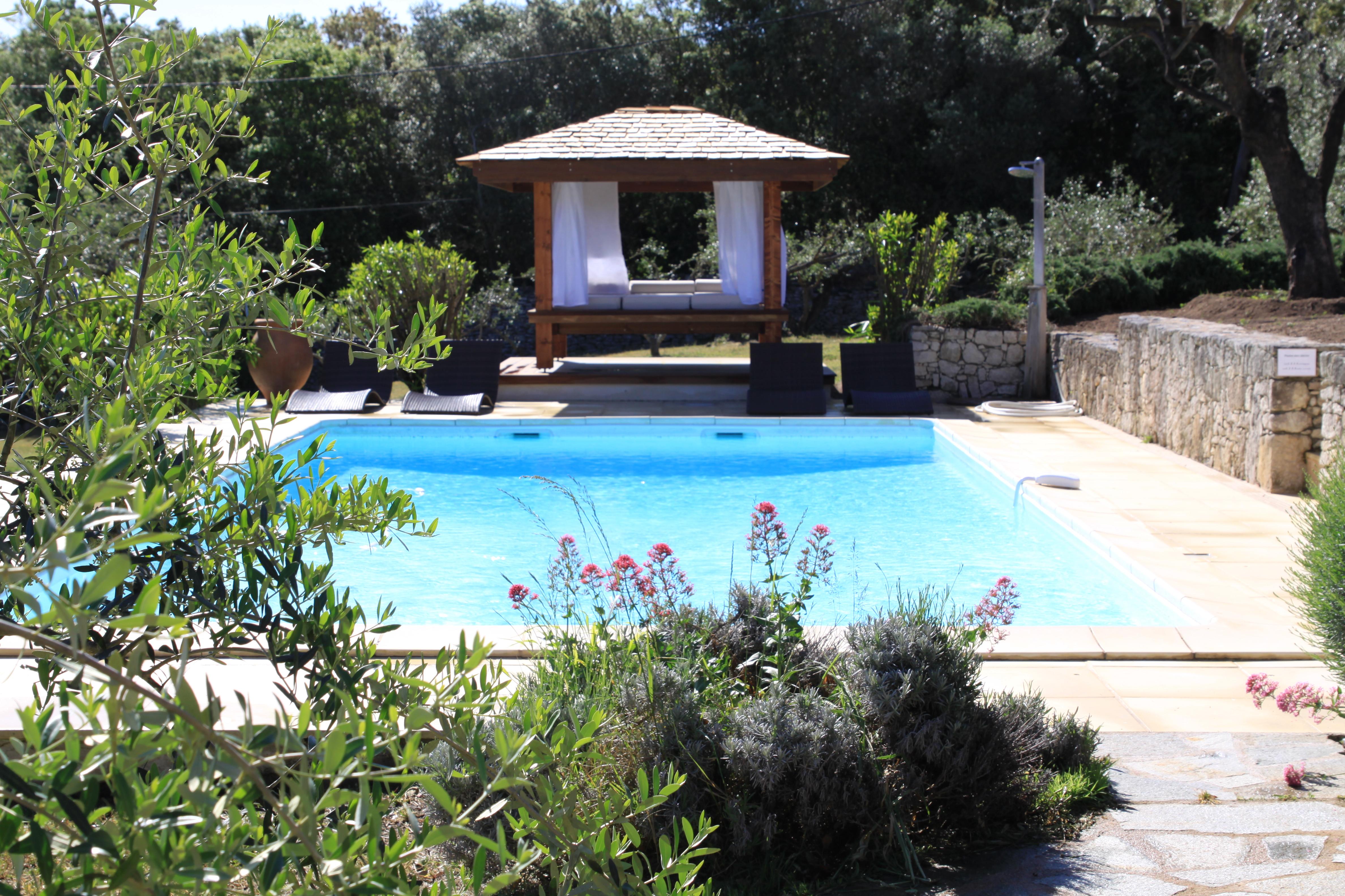 Chambres D'Hôtes Nature Et Design Bonifacio, Corse Du Sud destiné Chambre D Hotes Corse Du Sud