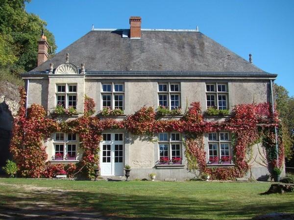 Chambres D'Hotes Nazelles - Amboise, Manoir De La Guépière intérieur Chambre D Hote Guérande