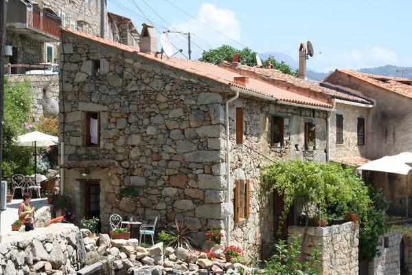 Chambres D'Hotes Ota, Chez Joelle destiné Chambre D Hotes Corse Du Sud