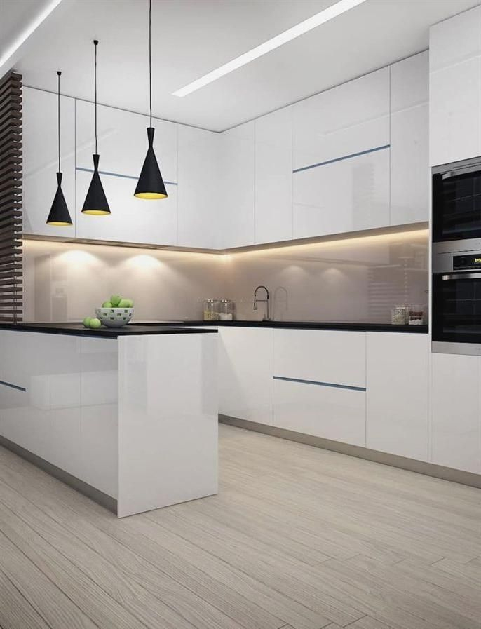 Chambres: Idées De Design, Intérieurs Et Photos   Cuisine serapportantà Idees De Conception De Cuisine