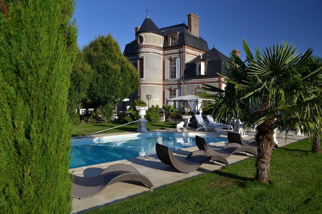 Chateau Du Mesnil, La Vieille-Lyre – Tarifs 2019 à Chambre D Hote Biscarrosse Plage
