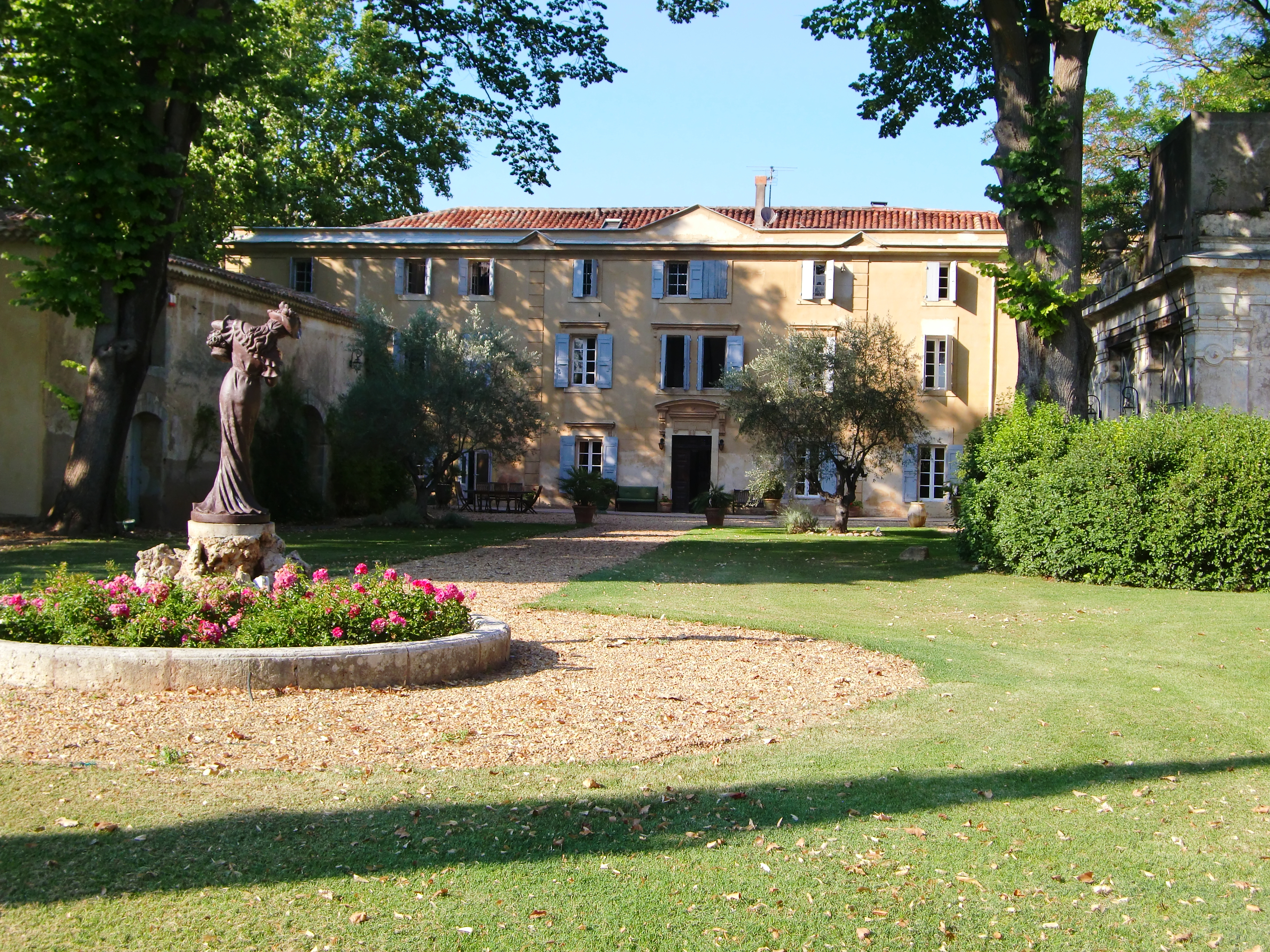 Château Rieutort : Une Chambre D'Hotes Dans L' Hérault avec Chambre D Hote Hérault