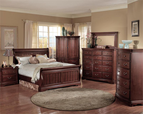 China American Style Furniture-2 - China Bed Room destiné Meuble Americain