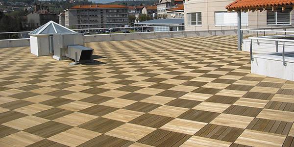 Choisir Ses Dalles De Terrasse Sur Plots à Dalle Stabilisatrice Pour Plot