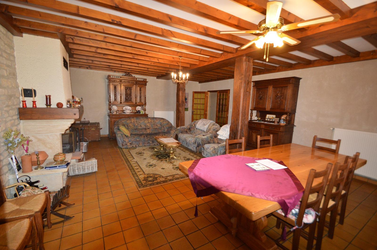Clairvaux Les Lacs, Maison De Village 3 Chambres, Grand concernant Chambre D Hote Clairvaux Les Lacs