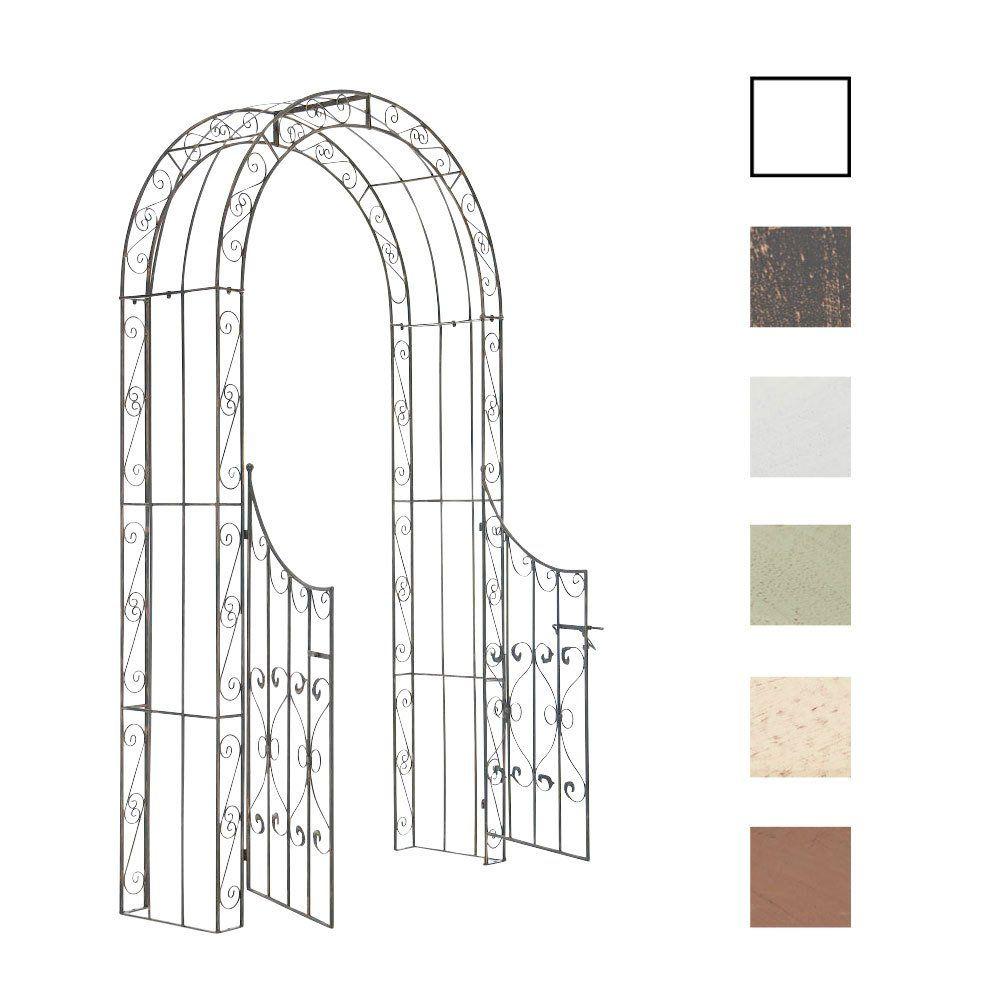 Clp Arche De Jardin Sina Avec Portillon, Exclusive, Arceau serapportantà Arceau Jardin
