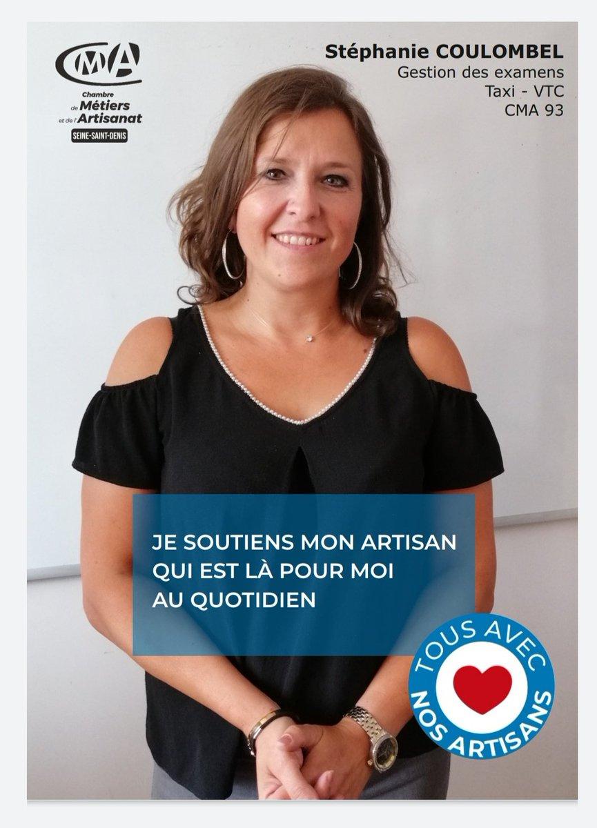 """Cma 93 On Twitter: """"tous Avec Nos Artisans @cma_Ssd destiné Chambre Des Metiers Bobigny"""