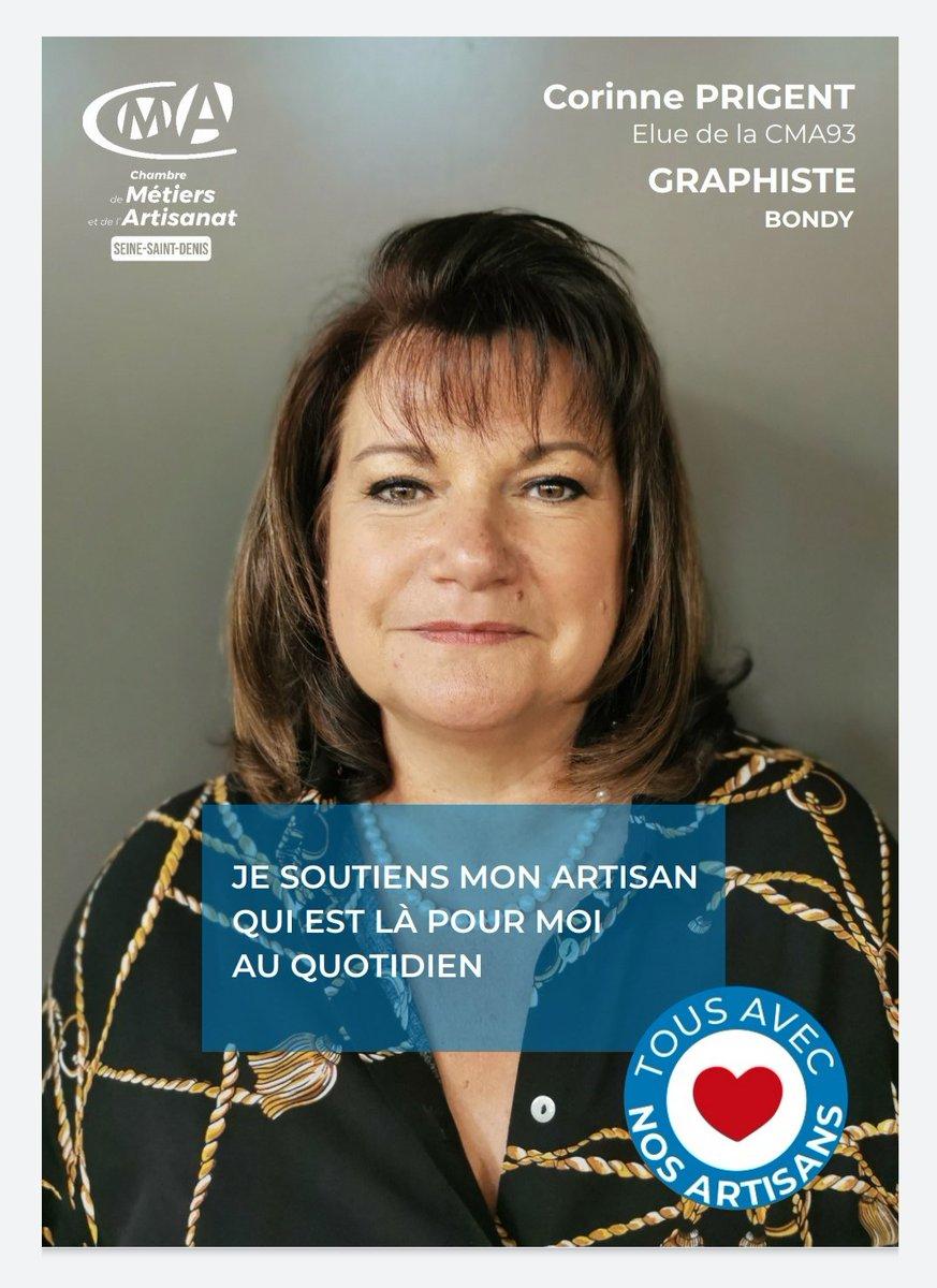 "Cma 93 On Twitter: ""tous Avec Nos Artisans @cma_Ssd tout Chambre Des Metiers Bobigny"