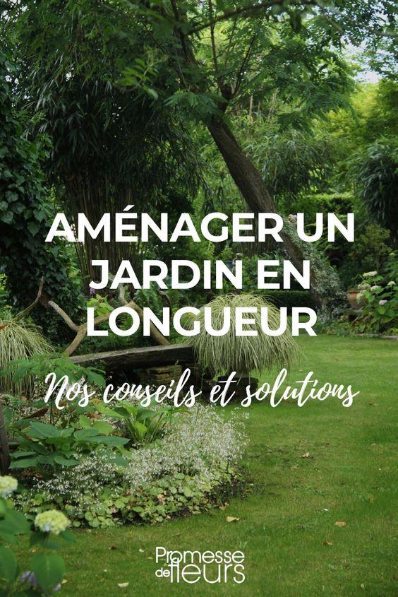 Comment Aménager Un Jardin En Longueur ? (Avec Images concernant Comment Aménager Un Petit Jardin Rectangulaire