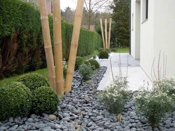 Comment Aménager Un Jardin Zen ? | Comment Aménager Son intérieur Déco Jardin Bambou