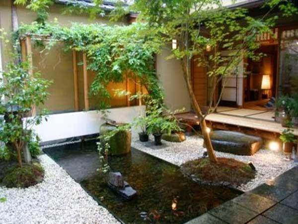 Comment Aménager Un Jardin Zen | Deco-Cool destiné Petit Jardin Zen