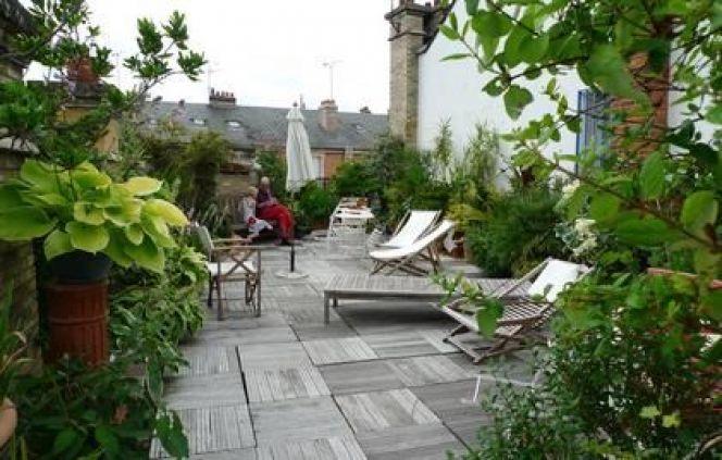 Comment Aménager Un Petit Jardin De Ville - Akabi serapportantà Comment Aménager Un Petit Jardin Rectangulaire