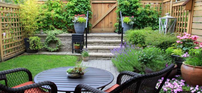 Comment Aménager Un Petit Jardin D'extérieur - Décoration intérieur Comment Aménager Un Petit Jardin Rectangulaire