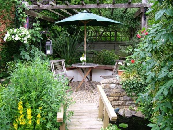 Comment Aménager Un Petit Jardin, Idée Déco Original intérieur Exemple D Aménagement De Jardin