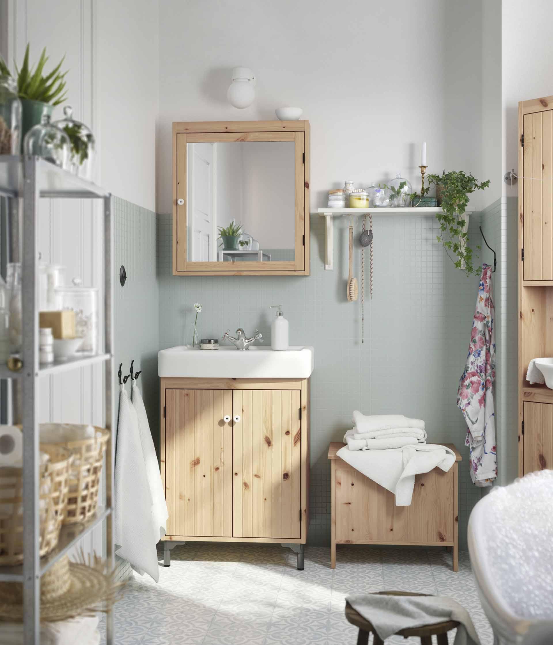 Comment Choisir Son Meuble Vasque De Salle De Bains à Meuble De Salle De Bain Ikea