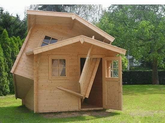 Comment Construire Cabanon dedans Construire Un Abris De Jardin