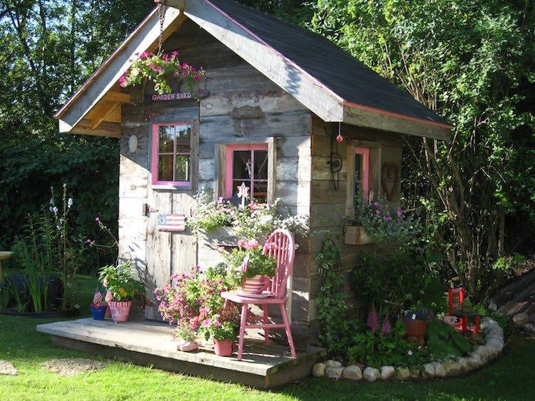 Comment Construire Son Abri De Jardin En Bois – Astuces Et tout Construire Un Abris De Jardin