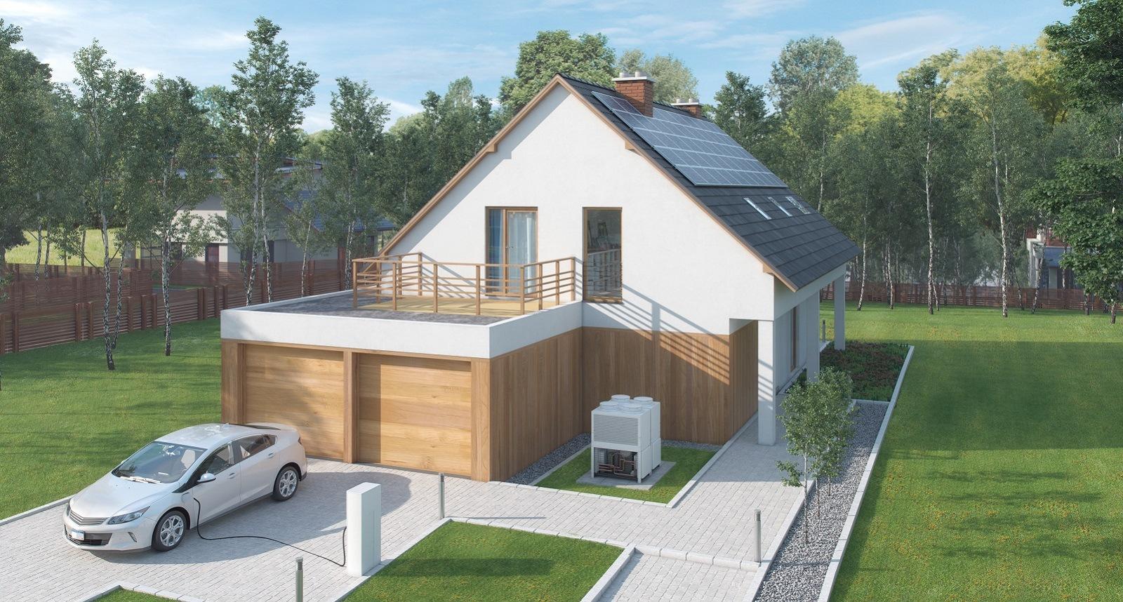 Comment Créer Un Garage Toit Plat Beton ? - Agrandir Ma Maison pour Comment Faire Un Toit Plat En Bois