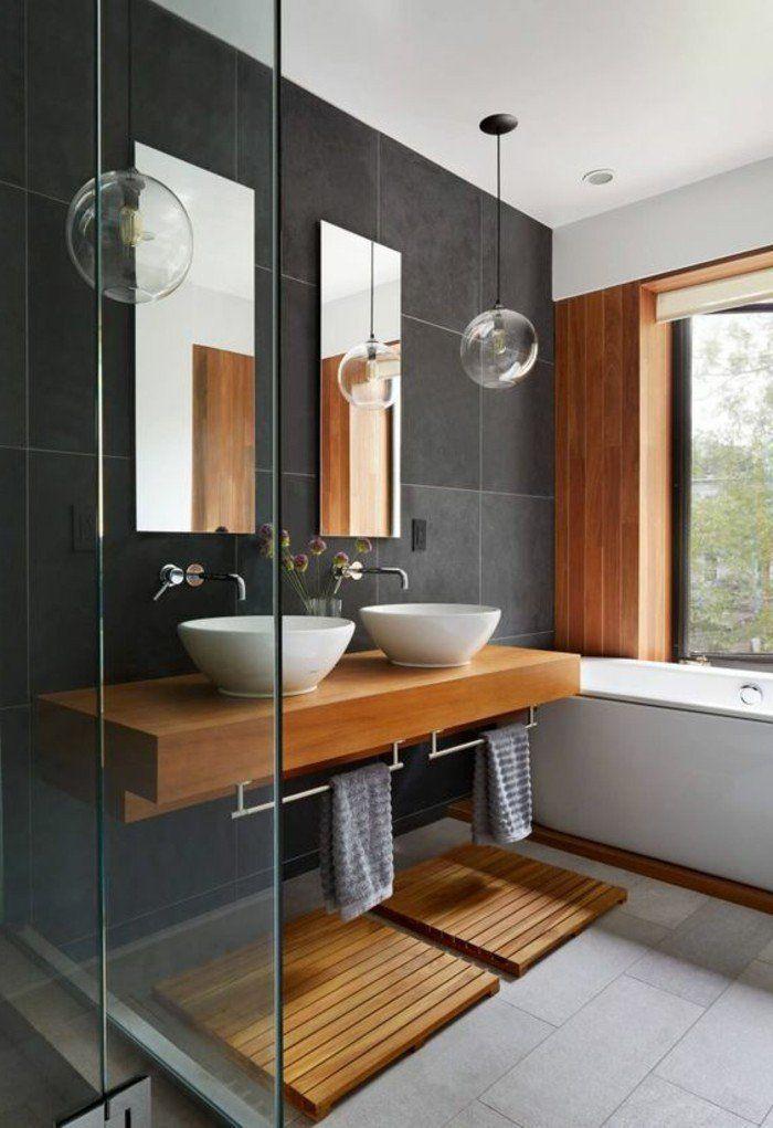 Comment Créer Une Salle De Bain Zen?   Bathrooms   Meuble intérieur Salle De Bain Zen