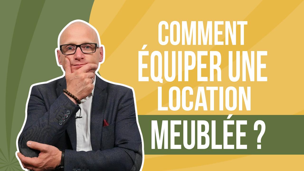 Comment Équiper Une Location Meublée ? | Louer En Courte Durée serapportantà Location Meublée Courte Durée