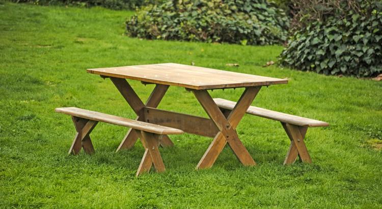Comment Fabriquer Une Table De Jardin intérieur Fabriquer Sa Table De Jardin