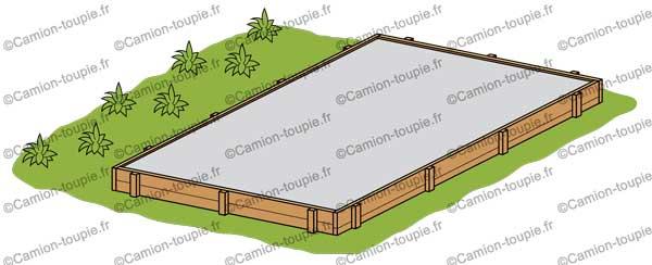 Comment Faire Une Dalle En Béton Pour Un Abri De Jardin tout Faire Un Abri De Jardin