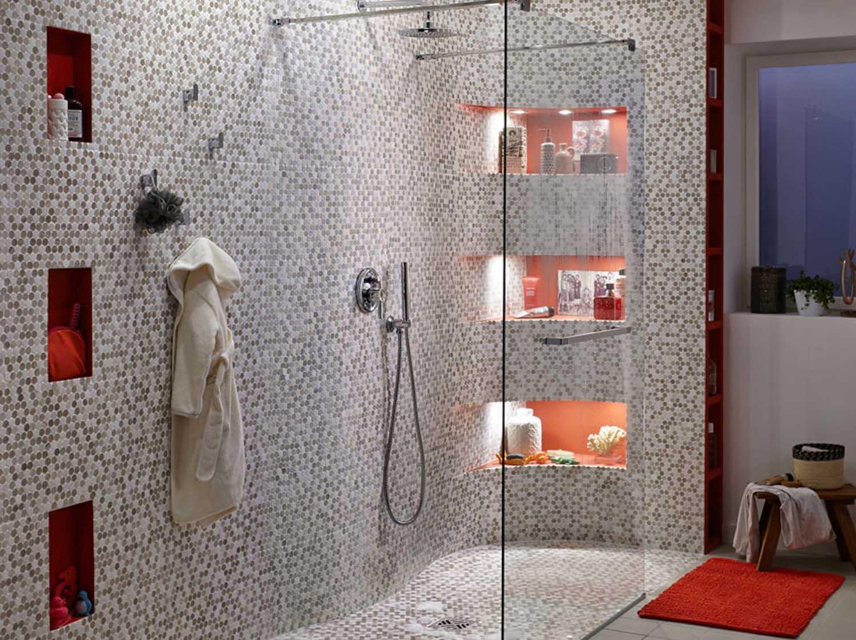 Concevoir Ma Salle De Bains En 3D   Leroy Merlin intérieur Créer Sa Salle De Bain